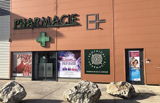 Pharmacie de la Sorgue,L'ISLE-SUR-LA-SORGUE